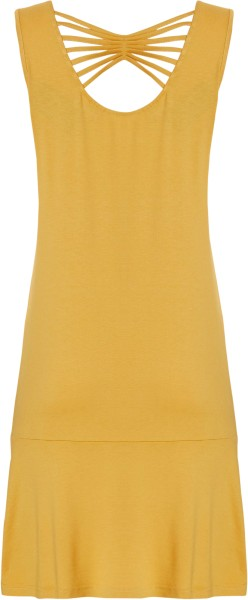 Strandkleid YELLOW - pastunette