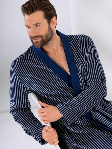 extra leichter Kimono Bademantel für Herren CAWÖ