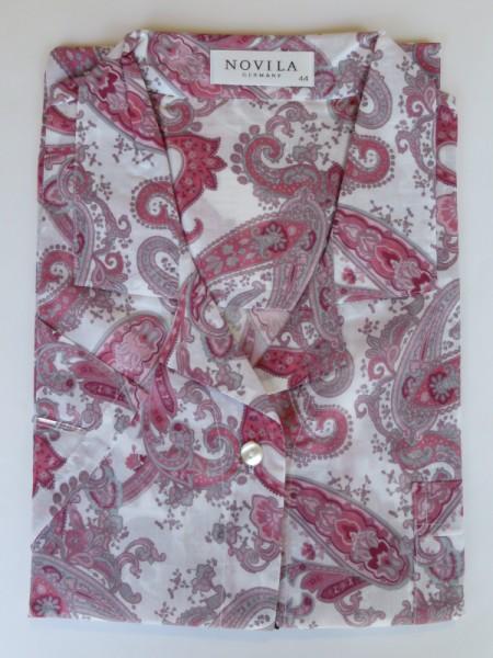 Damen Batist Nachthemd Miriam Paisley NOVILA
