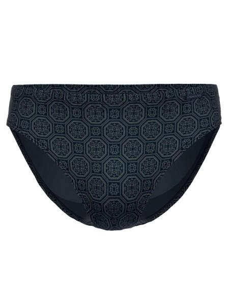 Mini-Slip marine Muster Baumwolle Modal AMMANN