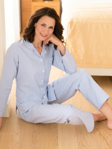 Finette Damen Pyjama Petra NOVILA