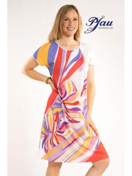 Nachthemd/Hauskleid in Baumwolle Modal PFAU MODELLE