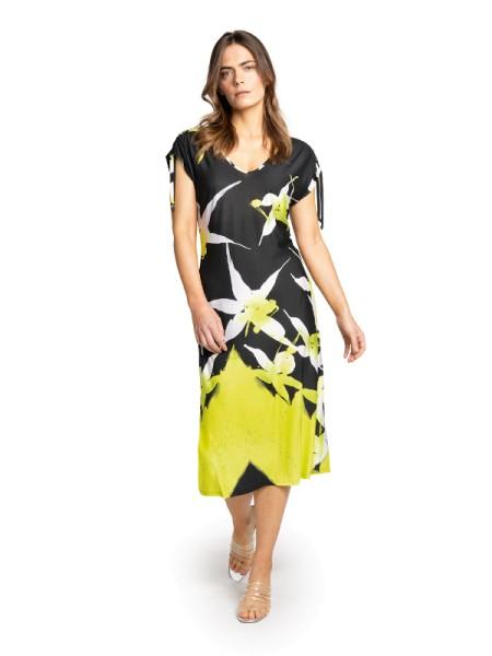Sommerkleid Yellow DORIS STREICH