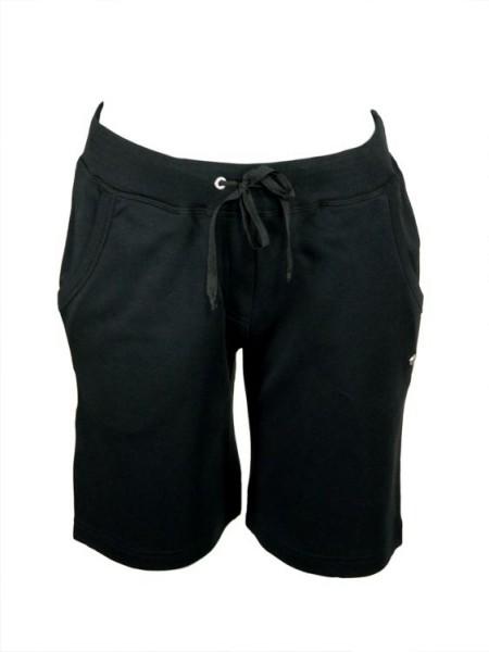 Damen Bermuda / Shorts STAY FRESH BASIC schwarz hajo