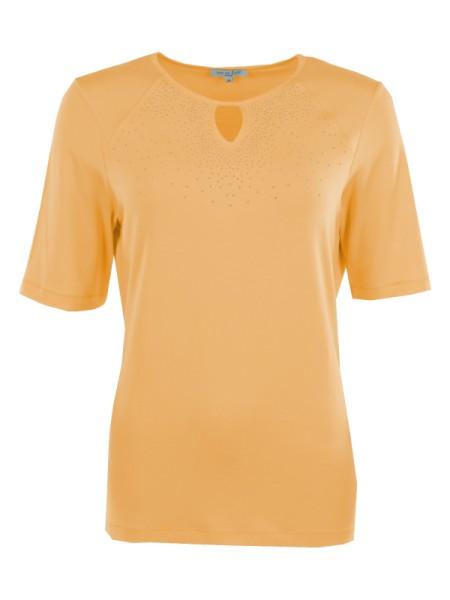 Damen T-Shirt apricot HAJO