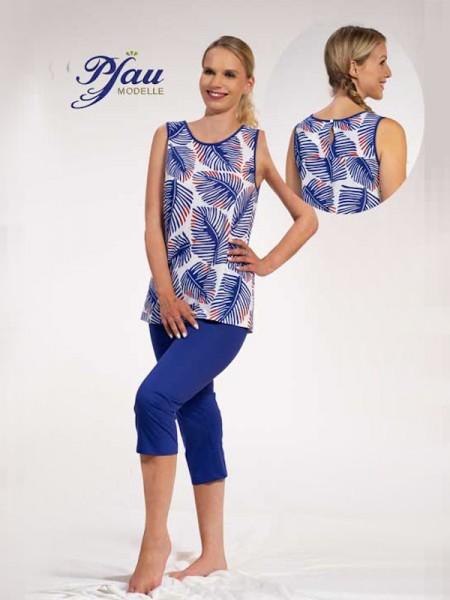 Anzug blau weiß PFAU MODELLE