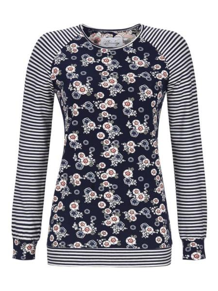 a960ef85ccd Bloomy Shirt mit Bündchen RINGELLA