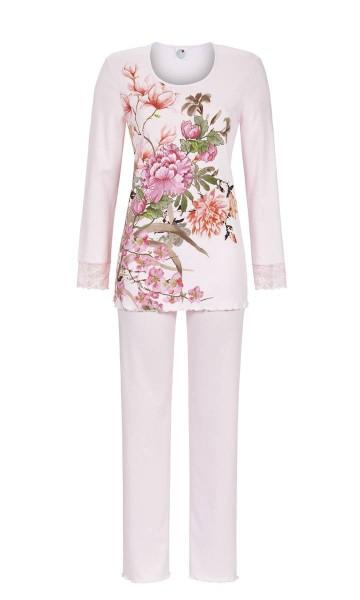 exclusiver Schlafanzug Blumenprint RINGELLA