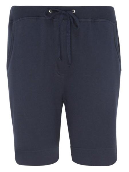 Damen Bermuda / Shorts STAY FRESH BASIC dunkelblau hajo