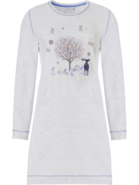 Nachthemd WINTERTALES pastunette