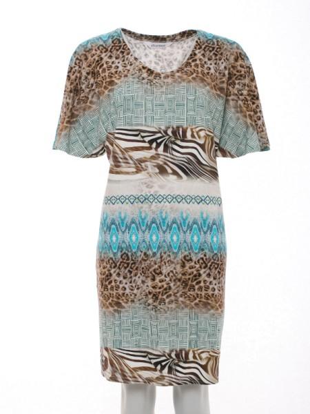 Strandkleid Hauskleid SAVANNE charmor
