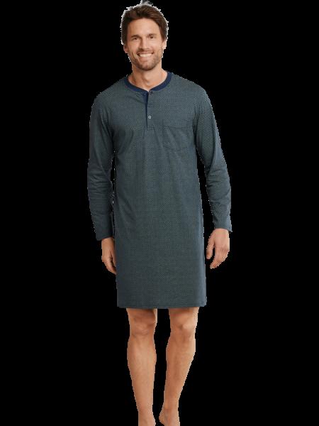 Herren-Nachthemd mit Knopfleiste Seidensticker