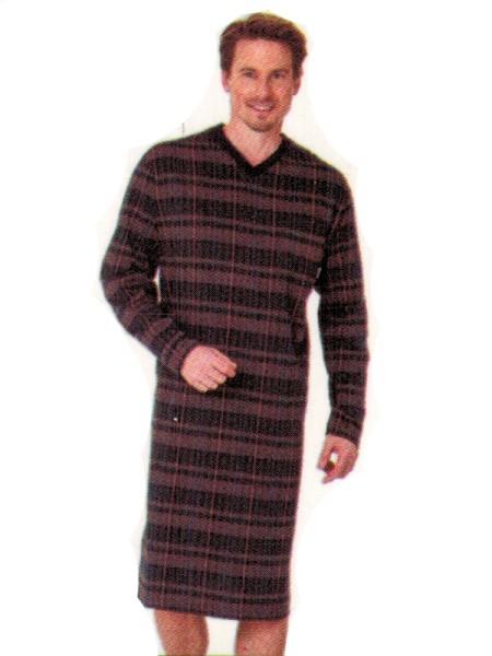 sale retailer 0ae99 47f99 Herren Nachthemd PREMIUM COTTON hajo