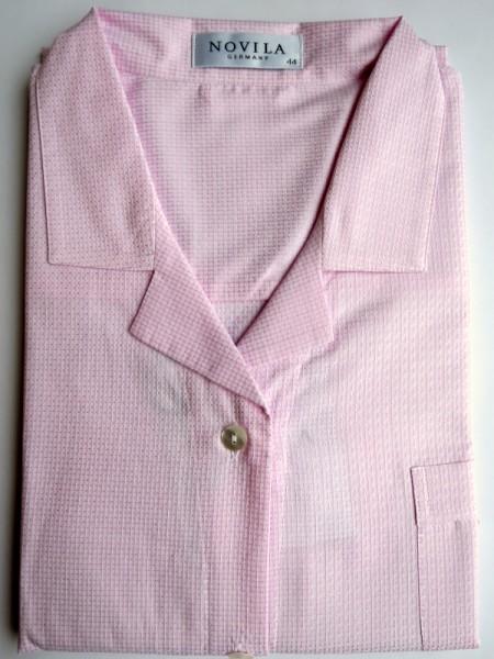 Damen Nachthemd Miriam rosa NOVILA