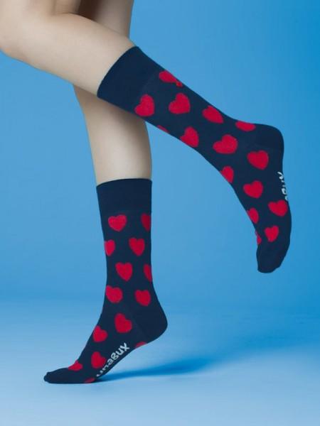 unabux Socken MY LOVE