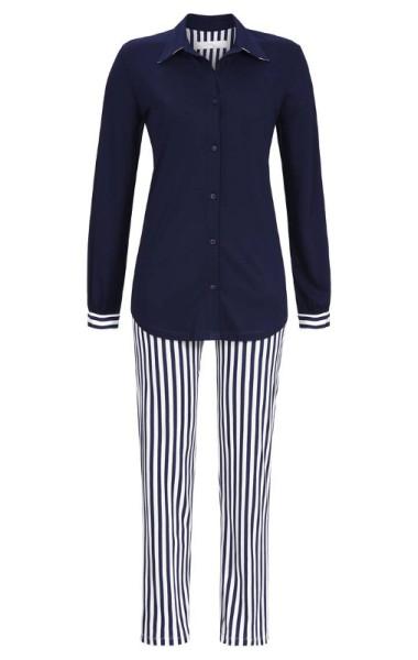 Pyjama Marinelook Streifen RINGELLA
