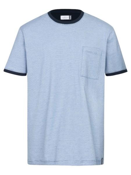 Shirt 1/2 Arm Mix & Match hellblau AMMANN