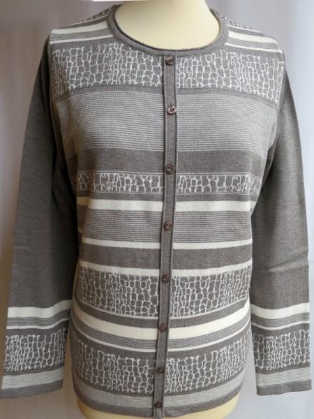 Damen Pullover Modal trüffel natur - SIEGEL
