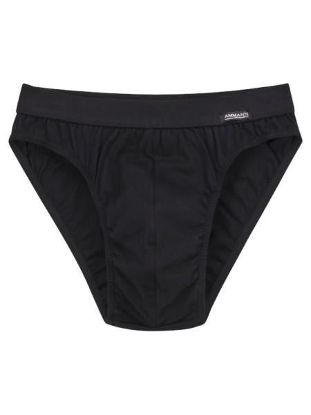 Herren Slip 100% Baumwolle Jazz Pants schwarz AMMANN