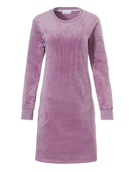 Nicki Hauskleid purple pastunette