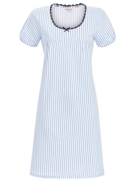 Nachthemd Streifen in bleu RINGELLA