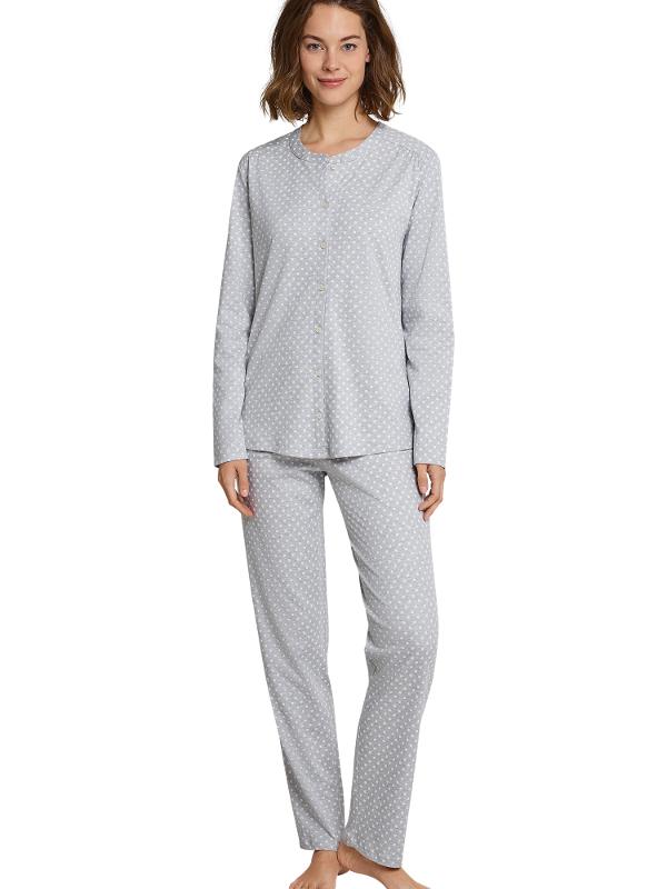 Vorschau  Seidensticker Pyjama grau Interlock Seidensticker ... 06489f7991d6c
