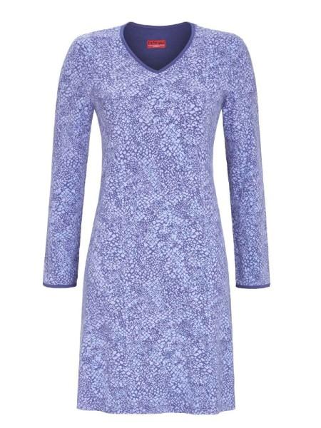 Wärmeres Damen Nachthemd RINGELLA