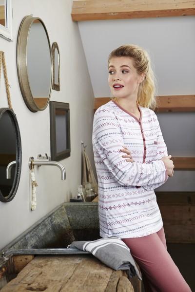 Schlafanzug etnic dream pastunette