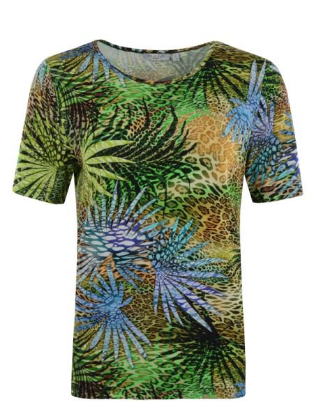"Damen T-Shirt ""Dschungel"" HAJO"