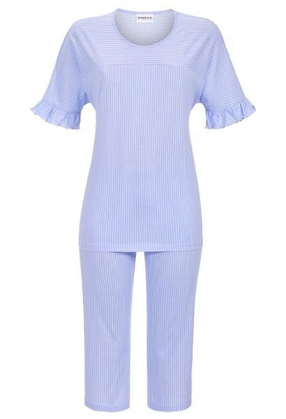 Schlafanzug mit Caprihose RINGELLA