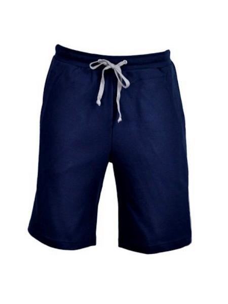 Herren Freizeit Bermuda marineblau - AMMANN