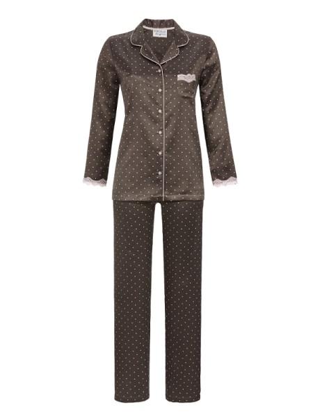 Satin Pyjama für Damen RINGELLA