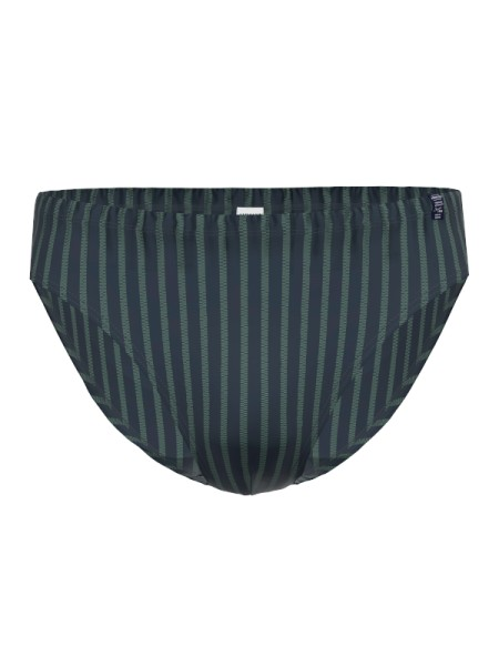 Mini-Slip blau grün Streifen AMMANN
