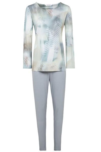 feiner eleganter Schlafanzug in Viscose - charmor