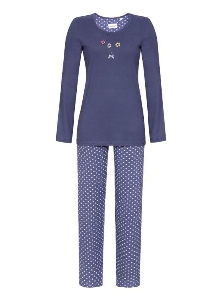 Damen Schlafanzug Blümchen - RINGELLA