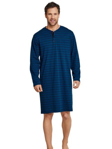 Herren-Nachthemd Streifen Seidensticker