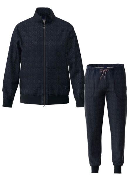 Sportlicher Anzug in Jeansoptik 100% Cotton AMMANN