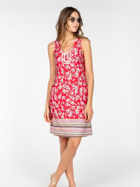 Luftiges Kleid für Freizeit MAUNA - SENORETTA